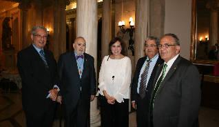El Colegio Oficial de Veterinarios celebra su 110 cumpleaños