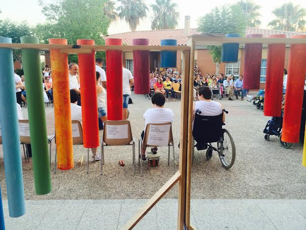 """El Centro de Día para la Discapacidad Intelectual """"José Moyá Trilla"""" celebra el acto de clausura del fin de curso 2015/2016"""
