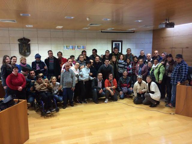 Bienestar Social organiza, junto con los Centros de Día de Atención a la Discapacidad