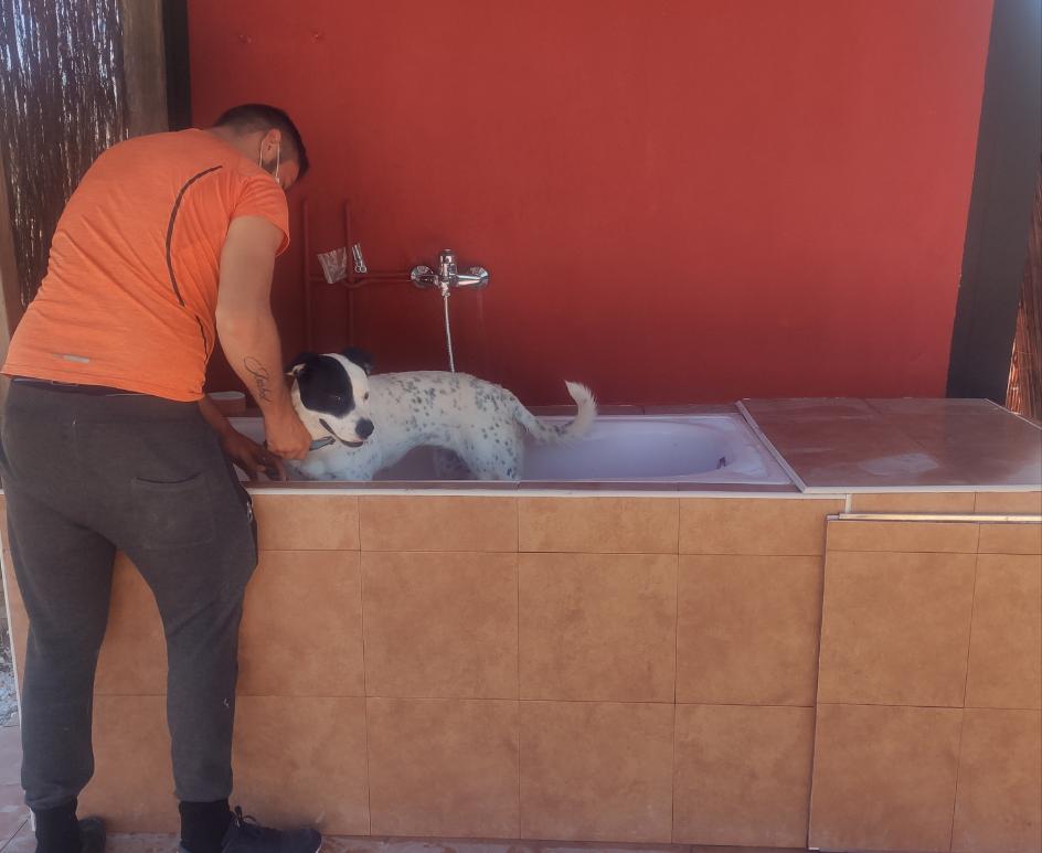 ¡Nueva Bañera en Esprineco!