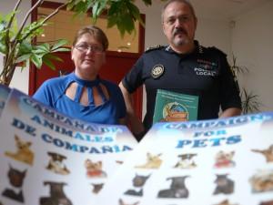Rojales concienciara a sus vecinos de la recogida de excrementos de sus mascotas