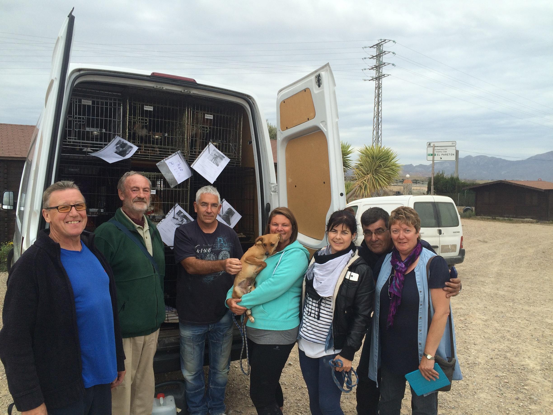 Encontraron hogar fuera de nuestras fronteras