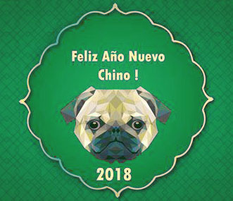 Comienza el año del perro de tierra