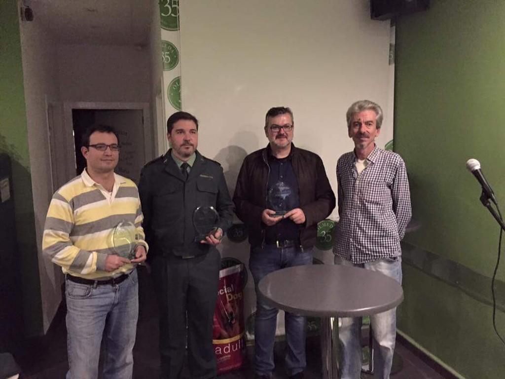 Entrega de premios de Anerpa